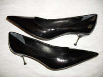 Ttxtt, vero cuoio, italia, pantofi dama piele, originali, 37