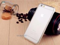 Iphone 6 6S Husa Full Body Fata Spate Silicon Transparent