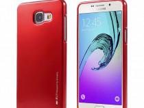 Husa Silicon Samsung Galaxy A5 2017 a520 Red i-Jelly Mercury