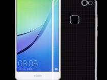 Husa Huawei P10 Lite Din Silicon Clar Super Subtire 0.3mm