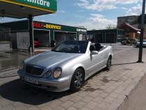 Mercedes clk 200 cabrio avantgarde 2002 Inm Ro variante +/-