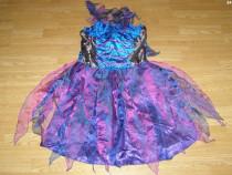 Costum carnaval serbare zana floare pentru adulti marime M