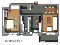 Apartament 2 camere Trivale - Bloc nou - Dezvoltator