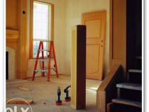 Amenajari interioare   montaj structuri rigips