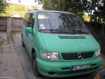 Geam geamuri laterale mobile Vito 638 V-class 1996-2003