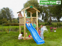 Turn Copii tip Casa - Jungle Gym, garantie certificata