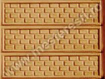 Gard beton prefabricat Industrial Baroc - transport gratuit