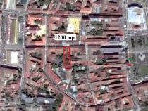 Teren 1200 mp. zona Ultracentrala-Metianu - 14417