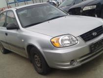 Dezmembrez Hyundai Accent din 2003 1.5crdi , tip D3EA
