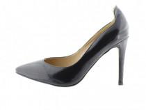 Pantofi stiletto botinelli, nr 39, toc aprox 10,5 cm, noi