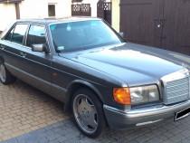Mercedes S-Class s 260 1986