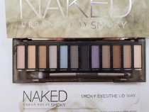 Trusa make up Naked Urban Decay Smoky 12 culori