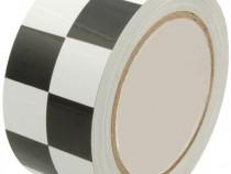 Banda reflectorizanta tip fagure TAXI 5cm x 25m