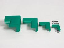 Coltar protector moale/foarte subtire AC-76 Verde