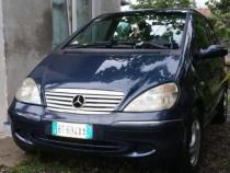 Mercedes A170 CDI Elegance Long, 1.7 CDI, an 2002