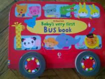 Baby bus carte Usborne