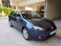 Volkswagen golf 6, variant, 1.6 tdi, 104 cp, dsg 7+1