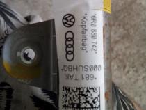 Cortina dreapta vw polo 6R 6R0880742 2010 2011 2012