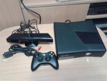 Xbox 360 slim,1 TB, gta 5,fifa17,minecraft,160 jocuri,