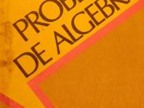 Probleme de algebra de Gh. Boja