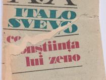 Constiinta lui Zeno de Italo Svevo