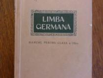 Manuale vechi de Limba Germana cl. VIII 1957 / R2P1F