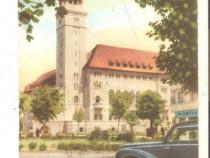 Carte Postala Bucuresti Sfatul popular al raionului ''Grivit
