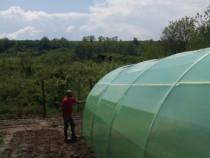 Solar legume si flori 10 m lungime /4 m deschidere
