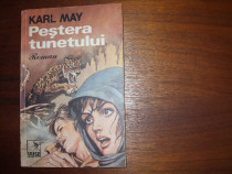 Karl May - Pestera tunetului ( rara ) *