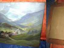 Tablou Bel Campite, Kiyla peisaj de munte bine executat