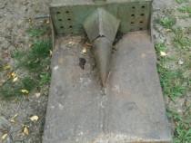 Spargator lemne