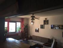 Apartament 3 camere Decomanda 1 Mai,centrala termica,mobilat