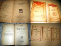 Carti franceze vechi. Lot3- 15 buc.