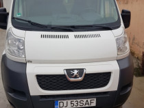 Peugeot Boxer inalt si lung 2013