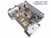 Dezvoltator | Apartament 2 camere Barbu Vacarescu Floreasca