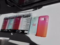 Husa silicon protectie Samsung S 6 ,nou nouta.import.