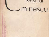 Proza lui Eminescu,E.Simion(Directorul I.I.T.L. G.Călinescu)