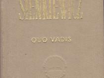Quo Vadis(din faptele apostolului Petru),Henryk Sienkiewicz