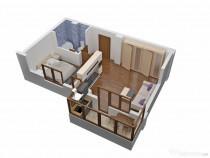 Militari Residence - 2 camere