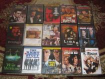 Sean connery.18 dvd filme originale,romana,raritati,colectie