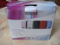 Boxe audio portabile