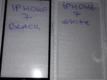 Iphone 7 folie sticla full black / white