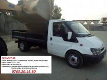 Transport Nisip Pietriș