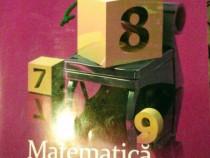 Matematică pentru clasa a VIII-a, 175 de pagini,