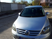 Vw golf plus(goal)