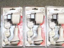 Cablu retea Ipod iPhone USB  5V si auto 12V - 10