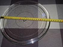 Farfurie pentru cuptor cu microunde 24,5 cm pe patrat