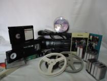 Transfer pelicula 16mm, 8mm , super 8mm casete beta pe dvd