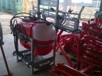 Erbicidator 200 litri cu lance de 6 metri purtat