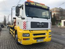 Tractari-Transport utilaje & Macara Galati-Brăila